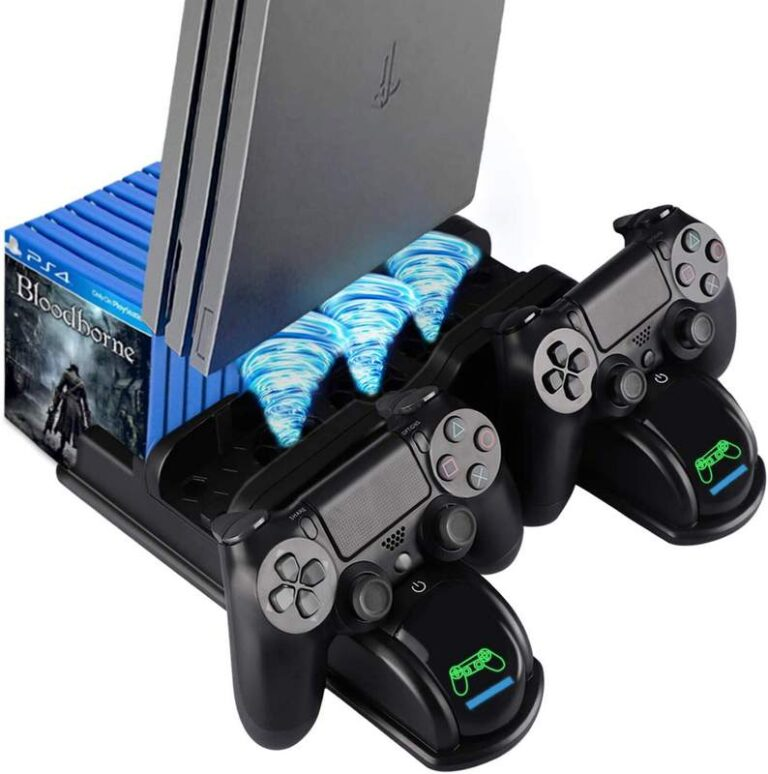 XahPower-PS4-Multifunctional-Vertical-Cooling-Stand
